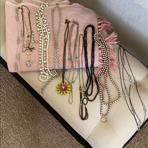 10 amazing long necklaces pearls beads Lucky Brand